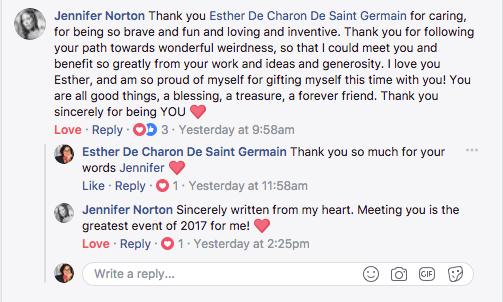 Esther de Charon de Saint Germain